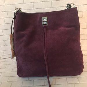 Rebecca Minkoff Darren BlackBerry shoulder bag